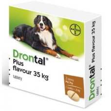 Drontal Plus tableta/35 kg