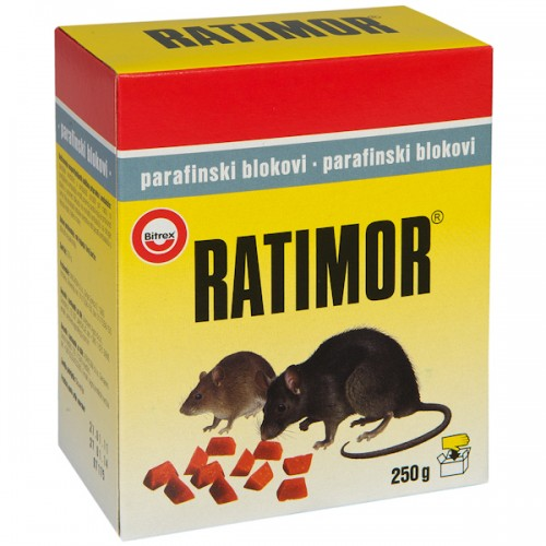 Ratimor Wax Blocks 250 g