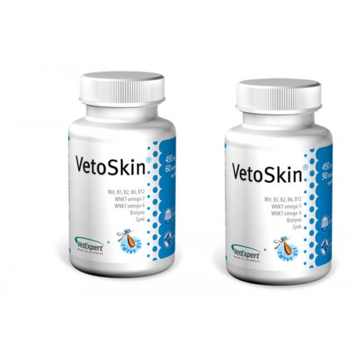 Veto Skin 300 mg / 90 cpr