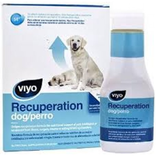 Viyo Recuperation Dog / 3 flacoane