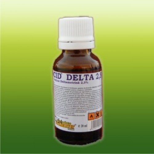 Ectocid Delta 2.5% 100ml