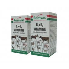 B1 + B6 Injectabil 20 ml