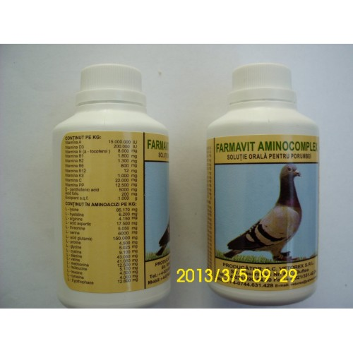 Farmavit Aminocomplex 125 ml