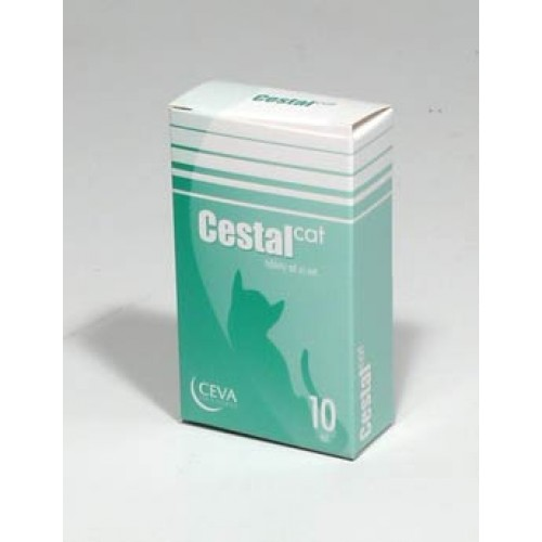 Cestal Cat tableta/4kg