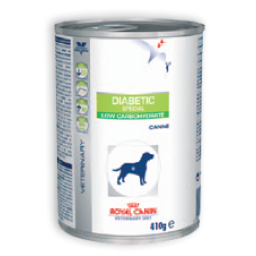 Royal Canin Diabetic Conserva Caine