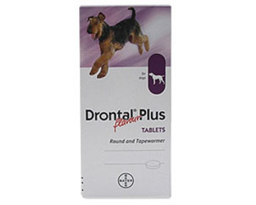 Drontal Plus tableta / 10 Kg