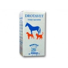 Drotavet Injectabil 20 ml