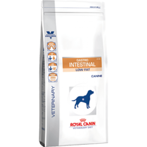 Royal Canin Gastro Intestinal Low Fat Caine 6 kg