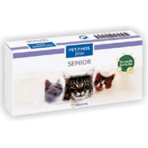 Pet Phos Felin Senior 36 tb