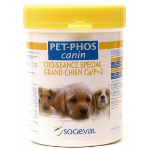 Pet Phos Special Grand Chien 100 tb