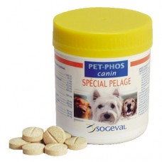 Pet Phos Special Pelage Canin 50 Tb