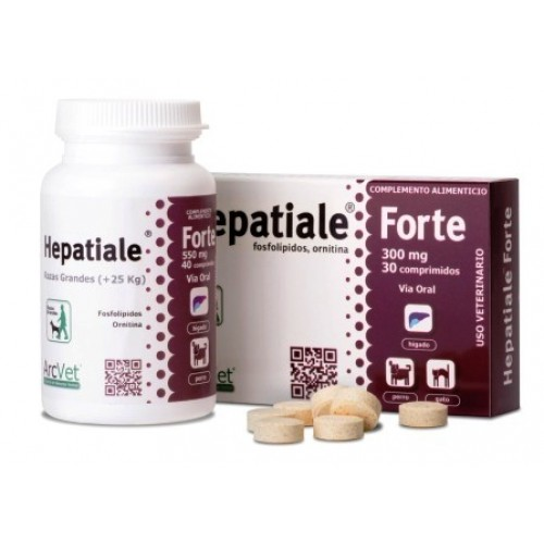 Hepatiale Forte 300 mg / 30 tb