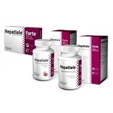 Hepatiale Forte 550 mg / 40 cpr