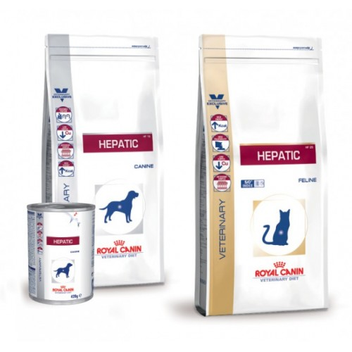 Royal Canin Hepatic Pisica 4 kg