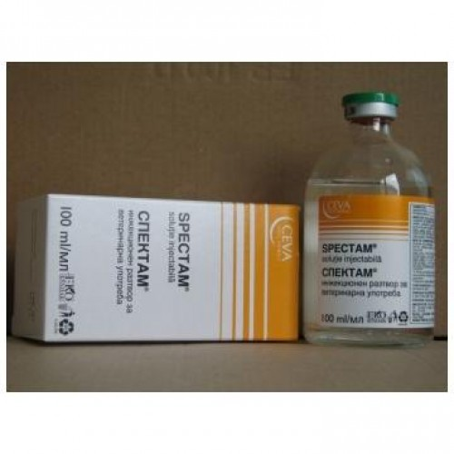 Spectam Injectabil 100 ml