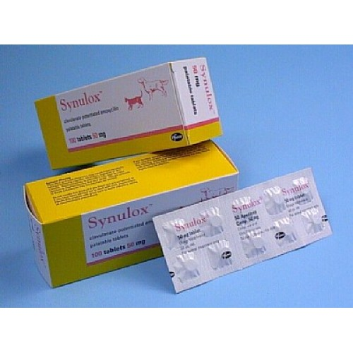 Synulox 50 mg