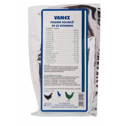 Vamex pulbere 100 g